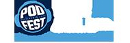 podfest 2020 logo